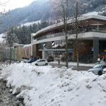 Parkhaus Skigebiet Ratschings Jaufen