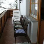 Edelweiß Balkon