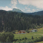 Abrahamhof vor dem Liftbau