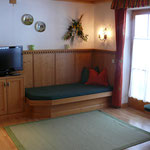 Edelweiß Couch (Notbett)