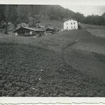 Abrahamhof mit dem alten Futterhaus