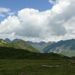 Bergpanorama Ratschings