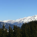 Amthorspitze und Weißspitz