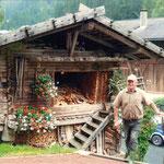 Hütte Abrahamhof Johann Lanthaler