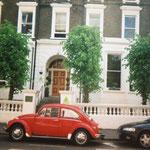 ロンドンで滞在したHotel