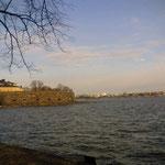 次の日は島からヘルシンキの街の観光に