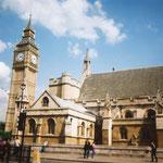 ロンドン市内の教会