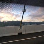 窓の風景、香港もいい街ね、