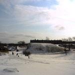 観光地なので美術館などもあるが冬はクローズしてる所も多い、やはり夏がオススメ