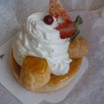 サント・ノーレ♥ここは宿の近くで美味しいブランジェリーパティスリーの店のやつね、バゲットもウマイよ