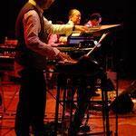 ザ・シグマの音の厚みを支える「キーボード」マエストロ若松