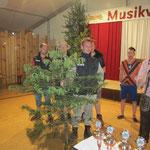 Weihnachen ist bald wieder - unsere Christbaumsammler