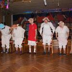 Karneval 2014 Altersheim
