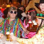 Karnevals-Party 01.03.2014
