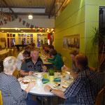 Essen in der Jugendherberge