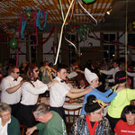 Karnevals-Party Luftpumpenorchester