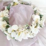 プルメリア花冠55センチ  ¥10500