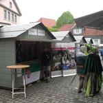 Markthütten 3.0 in Spezialfarbe