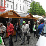 Marktbuden in Soest