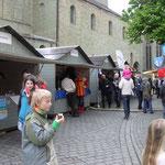 Marktstände in Soest