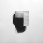 Bosquet, gravure pointe sèche, 40x40 cm, 1/1, 2009