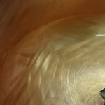 Fabrication artisanale dans un chaudron en cuivre