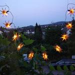 Deko-Idee Lichterkette mit 10 Lichtchen L 5