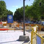 mayo. Comienzan las obras de remodelación de San Cipriano y Condesa Vega del Pozo (foto: todovicalvaro.es)