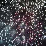 29 de junio. Fuegos artificales de fin de fiestas (foto: todovicalvaro.es)