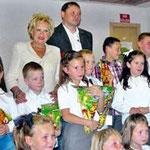 19 de septiembre. Inaugurado el nuevo Colegio Polaco Han Dlugosz (foto: eldistrito.es)