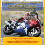 12 de diciembre. Primer curso teórico-práctico de seguridad vial para jóvenes motoristas en el Recinto Ferial