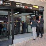 septiembre. Madrid on Rails protagonista de Simo 2009 (foto Madrid On Rails)