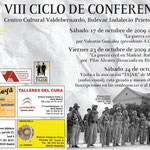 17, 23 y 24 de octubre. VIII Ciclo de Conferencias de la Peña 'El Tractor Amarillo'