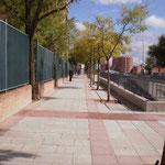 noviembre. Finalizan las obras de remodelación de San Cipriano y Condesa Vega dle Pozo (foto: espormadrid.es)
