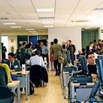 diciembre. Los jóvenes empresarios madrileños se reúnen en Vicálvaro (foto: El distrito)