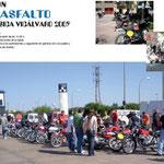 28 de junio. II Edición Ruta Asfalto Mot Clásica Vicálvaro 2009