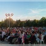 junio. La campaña de las elecciones europeas llega a Vicálvaro
