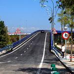 24 de septiembre. Vicálvaro vuelve a conectarse con Madrid tras la reapertura de la Avenida de Daroca