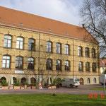 Umbau alte Schule in Kölleda zu einer Ergo- u. einer Physiotherapie