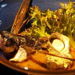 アクアパッツァ(トビウオ)※魚介は季節で変わります