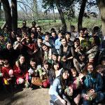 Les étudiants de l'AEVM