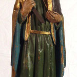 Apostelskulptur, Vorzustand