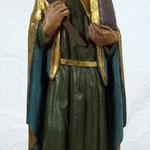 Apostelskulptur, Endzustand