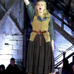 """FRASQUITA in Bizet """"Carmen"""", Opernfestspiele St.Margarethen 2012, Foto Josef Steiger"""