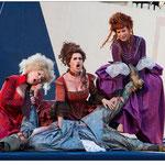 """1.DAME in Mozart """"Zauberflöte"""", Oper Klosterneuburg 2014, Foto Lukas Beck"""