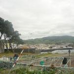 Fischer stellen ihre Netze selber her
