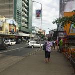 Hauptstrasse in Suva