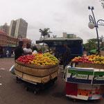 Fruchtmarkt in Durban