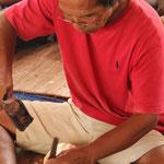 Talentierte Holzschnitzer
