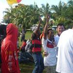 Deutschland wird in Port Vila als Weltmeister gefeiert